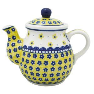 ティーポット0.6L No.240 Ceramika Artystyczna ( セラミカ / ツェラミカ ) ポーリッシュポタリー|ceramika-artystyczna
