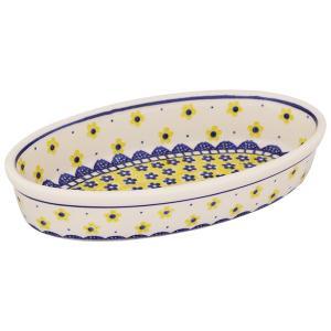 オーブンディッシュミニ No.240 Ceramika Artystyczna ( セラミカ / ツェラミカ ) ポーリッシュポタリー|ceramika-artystyczna