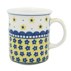 マグカップ0.3L No.240 Ceramika Artystyczna ( セラミカ / ツェラミカ ) ポーリッシュポタリー|ceramika-artystyczna