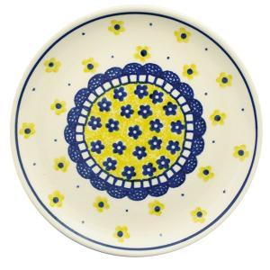 16cmプレート No.240 Ceramika Artystyczna ( セラミカ / ツェラミカ )|ceramika-artystyczna
