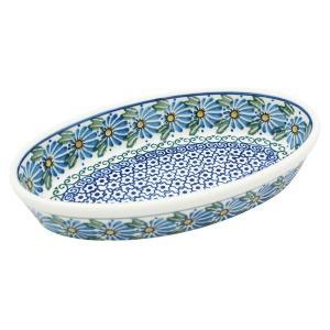 オーブンディッシュミニ No.835 Ceramika Artystyczna ( セラミカ / ツェラミカ ) ポーリッシュポタリー|ceramika-artystyczna