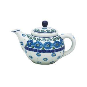 ティーポット0.4L No.845 Ceramika Artystyczna ( セラミカ / ツェラミカ ) ポーリッシュポタリー|ceramika-artystyczna