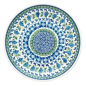 24cmプレート No.883 Ceramika Artystyczna ( セラミカ / ツェラミカ ) ポーリッシュポタリー|ceramika-artystyczna