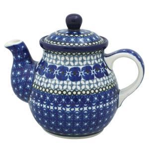 ティーポット0.6L No.U3-843 Ceramika Artystyczna ( セラミカ / ツェラミカ ) ポーリッシュポタリー|ceramika-artystyczna