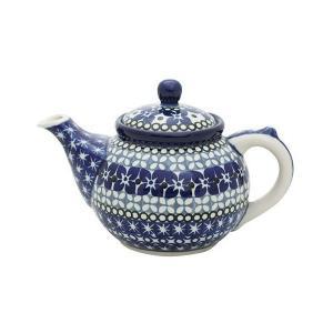 ティーポット0.4L No.U3-843 Ceramika Artystyczna ( セラミカ / ツェラミカ ) ポーリッシュポタリー|ceramika-artystyczna