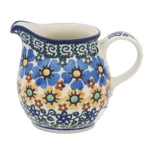 ミルクピッチャー No.U4-587 Ceramika Artystyczna (セラミカ / ツェラミカ アルティスティチナ)ポーリッシュポタリー|ceramika-artystyczna