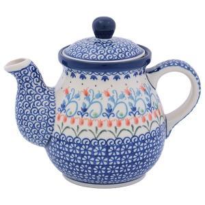 ポーランド食器 ティーポット0.6L No.U3-9987 Ceramika Artystyczna ( セラミカ / ツェラミカ )|ceramika-artystyczna