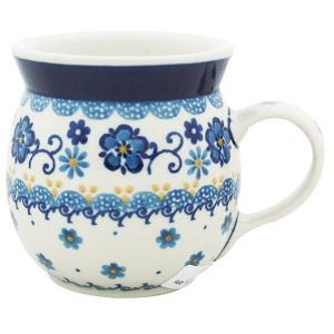 マグカップ0.25L No.2066 おしゃれなポーランド食器Ceramika Artystyczna ( セラミカ / ツェラミカ )|ceramika-artystyczna