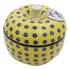 ポーリッシュポタリー リンゴポット No.242 Ceramika Artystyczna ( セラミカ / ツェラミカ )|ceramika-artystyczna
