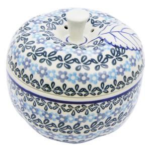 ポーリッシュポタリー リンゴポット No.802 Ceramika Artystyczna ( セラミカ / ツェラミカ )|ceramika-artystyczna