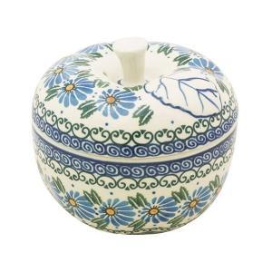 ポーリッシュポタリー リンゴポット No.835 Ceramika Artystyczna ( セラミカ / ツェラミカ ) ceramika-artystyczna