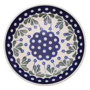 食器 ギフト 20cmプレート No.377Y Ceramika Artystyczna ( セラミカ / ツェラミカ ) ポーランド食器|ceramika-artystyczna
