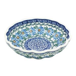 16cmボウル No.835 Ceramika Artystyczna ( セラミカ / ツェラミカ ) ポーリッシュポタリー|ceramika-artystyczna