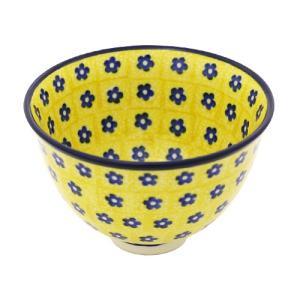 お茶碗 No.242 Ceramika Artystyczna ( セラミカ / ツェラミカ ) ポーリッシュポタリー 飯碗 小鉢|ceramika-artystyczna