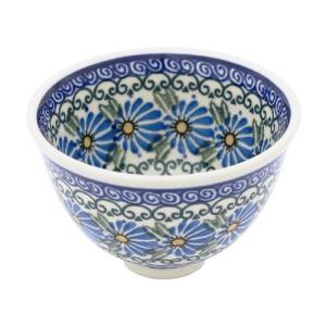 お茶碗 No.835 Ceramika Artystyczna ( セラミカ / ツェラミカ ) ポーリッシュポタリー 飯碗 小鉢|ceramika-artystyczna
