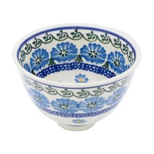 お茶碗 No.845 Ceramika Artystyczna ( セラミカ / ツェラミカ ) ポーリッシュポタリー 飯碗 小鉢|ceramika-artystyczna