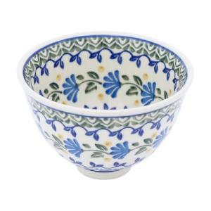お茶碗 No.883 Ceramika Artystyczna ( セラミカ / ツェラミカ ) ポーリッシュポタリー 飯碗 小鉢|ceramika-artystyczna