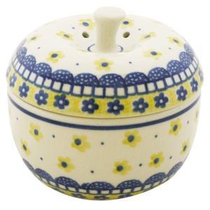リンゴポットミニ No.240 Ceramika Artystyczna ( セラミカ / ツェラミカ ) ポーリッシュポタリー ceramika-artystyczna