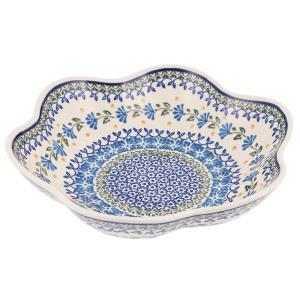 フラワーボウル No.883 Ceramika Artystyczna ( セラミカ / ツェラミカ ) ポーリッシュポタリー|ceramika-artystyczna