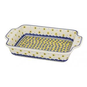 グラタン皿 大 No.240 Ceramika Artystyczna ( セラミカ / ツェラミカ ) ポーランド食器|ceramika-artystyczna