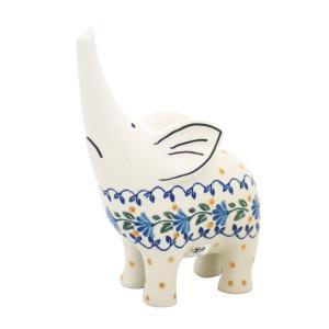 ぞう上 No.883 Ceramika Artystyczna ( セラミカ / ツェラミカ ) ポーリッシュポタリー 置物|ceramika-artystyczna