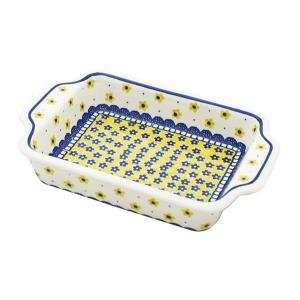 グラタン皿 No.240 Ceramika Artystyczna ( セラミカ / ツェラミカ ) ポーランド食器|ceramika-artystyczna