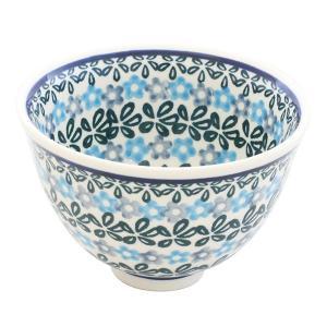 お茶碗 No.802 Ceramika Artystyczna ( セラミカ / ツェラミカ ) ポーリッシュポタリー 飯碗 小鉢 ceramika-artystyczna
