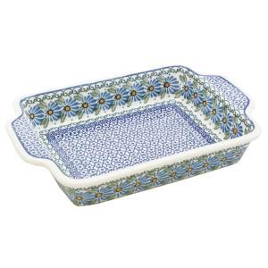 グラタン皿 大 No.835 Ceramika Artystyczna ( セラミカ / ツェラミカ ) ポーランド食器|ceramika-artystyczna