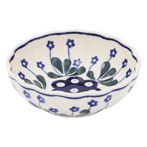 12cmボウル No.377Y Ceramika Artystyczna ( セラミカ / ツェラミカ ) ポーリッシュポタリー|ceramika-artystyczna
