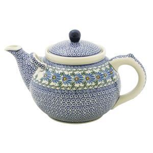 ティーポット3L No.835 Ceramika Artystyczna ( セラミカ / ツェラミカ ) ポーリッシュポタリー|ceramika-artystyczna
