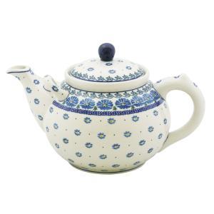 ティーポット3L No.845 Ceramika Artystyczna ( セラミカ / ツェラミカ ) ポーリッシュポタリー|ceramika-artystyczna