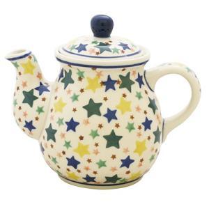 ティーポット0.6L No.359 Ceramika Artystyczna ( セラミカ / ツェラミカ ) ポーリッシュポタリー|ceramika-artystyczna