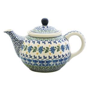 ティーポット0.9LNo.883 Ceramika Artystyczna ( セラミカ / ツェラミカ ) ポーリッシュポタリー|ceramika-artystyczna