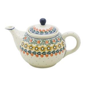 ティーポット0.9LNo.858 Ceramika Artystyczna ( セラミカ / ツェラミカ ) ポーリッシュポタリー ceramika-artystyczna