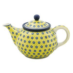 ティーポット0.9LNo.242 Ceramika Artystyczna ( セラミカ / ツェラミカ ) ポーリッシュポタリー|ceramika-artystyczna
