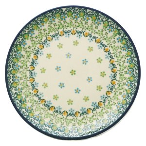 食器 ギフト 20cmプレート No.U2-4757 Ceramika Artystyczna ( セラミカ / ツェラミカ ) ポーランド食器|ceramika-artystyczna