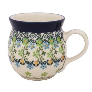 マグカップ0.25L No.U2-4757 おしゃれなポーランド食器 Ceramika Artystyczna ( セラミカ / ツェラミカ )|ceramika-artystyczna