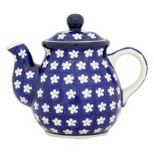 ティーポット0.6L No.247X Ceramika Artystyczna ( セラミカ / ツェラミカ ) ポーリッシュポタリー|ceramika-artystyczna