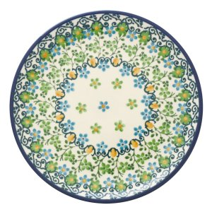 16cmプレート No.U2-4757X Ceramika Artystyczna ( セラミカ / ツェラミカ ) ceramika-artystyczna