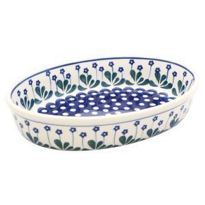 オーブンディッシュ28cm No.377Y Ceramika Artystyczna ( セラミカ / ツェラミカ ) ポーリッシュポタリー ceramika-artystyczna