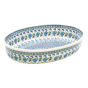 オーブンディッシュ28cm No.883 Ceramika Artystyczna ( セラミカ / ツェラミカ ) ポーリッシュポタリー|ceramika-artystyczna