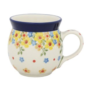 限定柄 マグカップ0.25L No.2225X Ceramika Artystyczna ( セラミカ / ツェラミカ ) おしゃれなポーランド食器|ceramika-artystyczna
