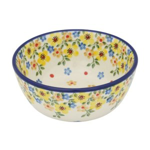 限定柄 サラダボウルミニ No.2225X Ceramika Artystyczna ( セラミカ / ツェラミカ ) ポーリッシュポタリー ceramika-artystyczna