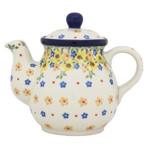 限定柄 ティーポット0.6L No.2225X Ceramika Artystyczna ( セラミカ / ツェラミカ )|ceramika-artystyczna