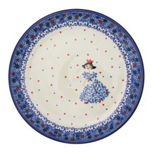 限定柄 16cmプレート No.2285X Ceramika Artystyczna ( セラミカ / ツェラミカ ) ポーランド食器のお皿|ceramika-artystyczna