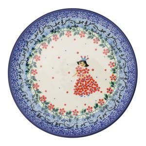 限定柄 16cmプレート No.2286X Ceramika Artystyczna ( セラミカ / ツェラミカ ) ポーランド食器のお皿|ceramika-artystyczna