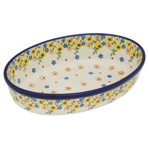【限定柄】オーブンディッシュ No.2225X Ceramika Artystyczna ( セラミカ / ツェラミカ ) ポーランド食器|ceramika-artystyczna