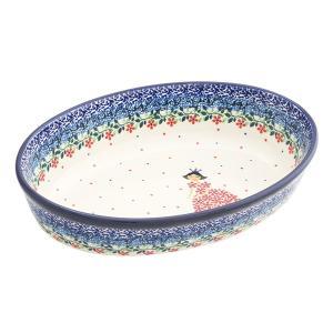 食器 ギフト オーブンディッシュ No.2286X Ceramika Artystyczna ( セラミカ / ツェラミカ ) ポーランド食器|ceramika-artystyczna