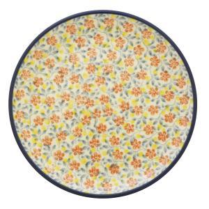 16cmプレート No.2205X Ceramika Artystyczna ( セラミカ / ツェラミカ ) ceramika-artystyczna