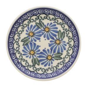 10cmプレート No.835 Ceramika Artystyczna ( セラミカ / ツェラミカ )|ceramika-artystyczna